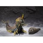 S.H.MonsterArts - Mothra & Battra Larva Set