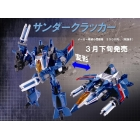Japanese Generations - Thundercracker Exclusive