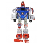 GoBots - Power Warrior Courageous - Loose - 100% Complete