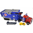 Armada - Super Class - Optimus Prime w/ Sparkplug - Loose - Near Complete