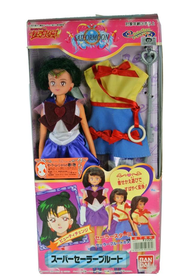 Sailor Moon - Beauty Change Sailor Pluto - MISB