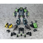 Microblaze Creations - MBC002 Military Titans with Bonus Parts