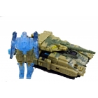 Power Core Combiner - Heavytread w/GroundSpike - Loose - 100% Complete