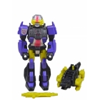 Transformers G1 - Action Master Krok - Loose 100% Complete