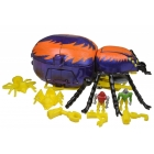 Beast Wars - MicroVerse - Arachnid Yellow Version - Loose - 100% Complete