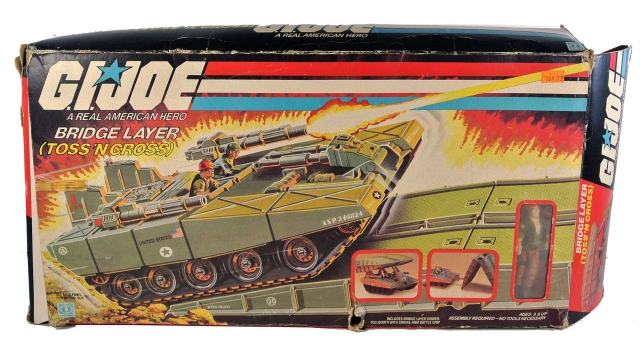 GI Joe - Bridge Layer - MIB
