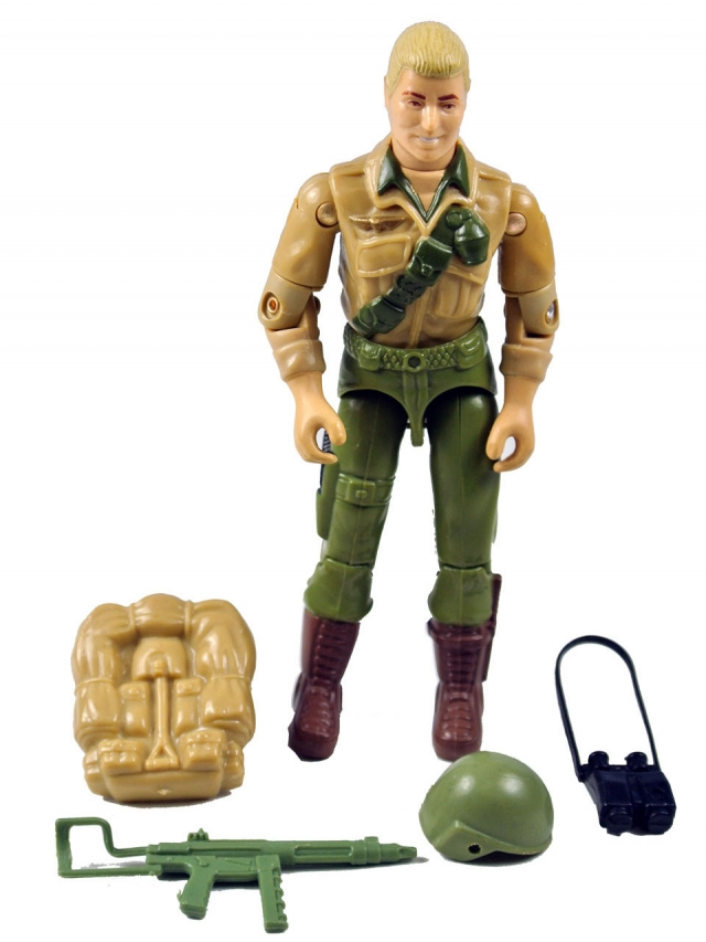 GI Joe - Duke v1 - Loose - 100% Complete