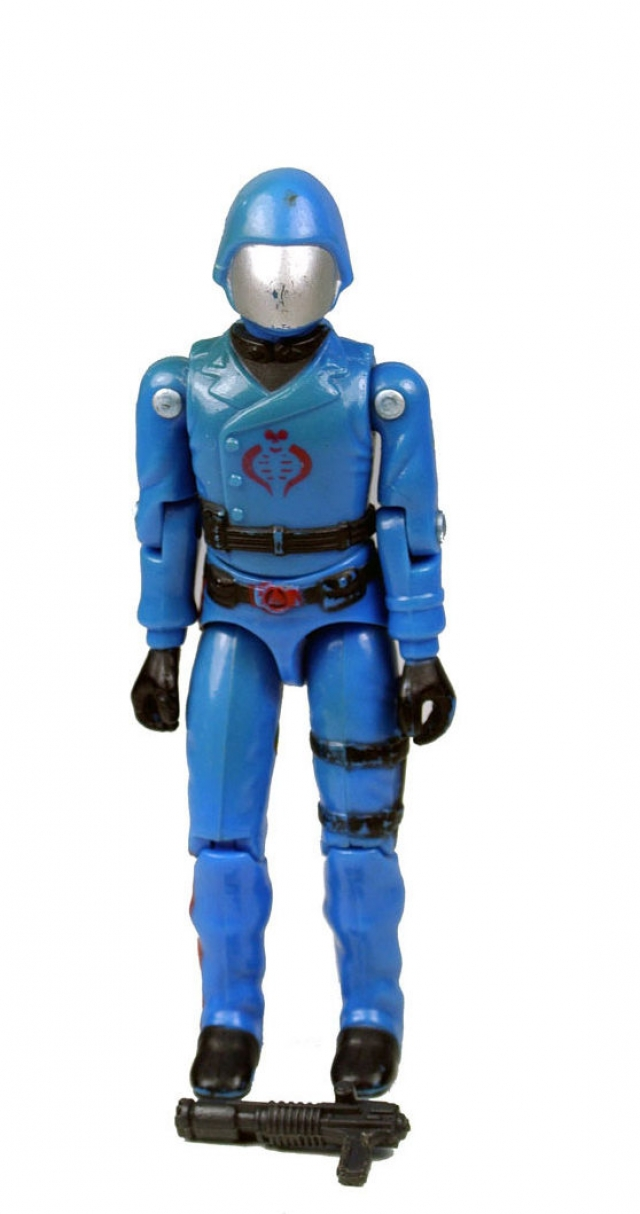 GI Joe - Cobra Commander v1.5 - Loose - 100% Complete