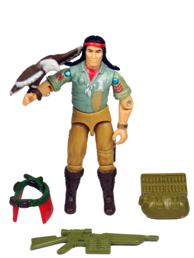 GI Joe - Spirit v1 - Loose - 100% Complete