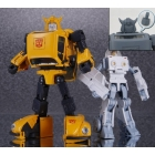 MP-21 - Masterpiece Bumblebee - with Battle Mask