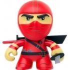 Loyal Subjects - GI Joe 3'' Vinyl Figure - Storm Shadow - Red Version Chase Figure