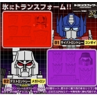 Transformers - Silicone Ice Tray - 2 Pack - Autobot & Decepticon