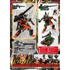Perfect Effect - PA-02 - Samurai Weapon Set - Add on for Bludgeon