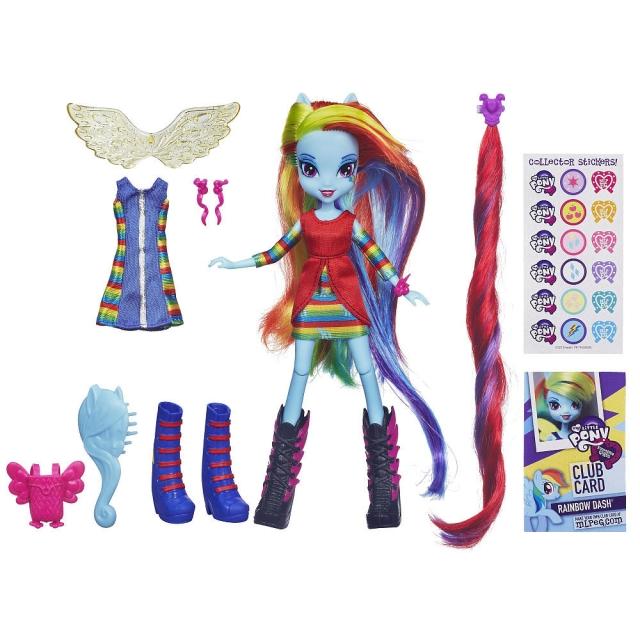 My Little Pony - Equestria Girls - Rainbow Dash