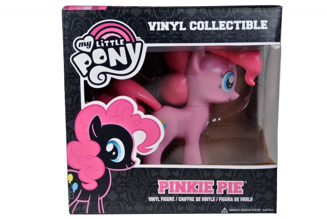 My Little Pony - Vinyl Collectible - Pinkie Pie