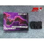KFC - CST-07 - Badbat with Silver Radar & Black Badbat - 2 pack