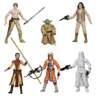 Star Wars - 2014 Black Series 1 - 3.75 Inches - Set of 6