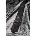Transformers - Narrow Silk Neck Tie - Megatron