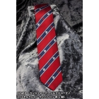 Transformers - Narrow Silk Neck Tie - Royal Crest Autobot