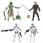 Star Wars Black Series 4 - 6'' - Case of 4