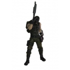 Lost Planet - 1:18 Scale - 3-3/4'' Figure - Jungle Pirate