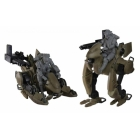 Lost Planet - 4'' Scale Vehicle - GTF-13M Evax