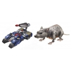 Transformers 2014 - Generations Series 03 - Deluxe - Set of 2 Figures - Tankor & Rattrap