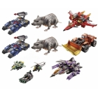 Transformers 2014 - Generations Series 03 Revision 1 - Deluxe - Factory Sealed Case of 8 Figures