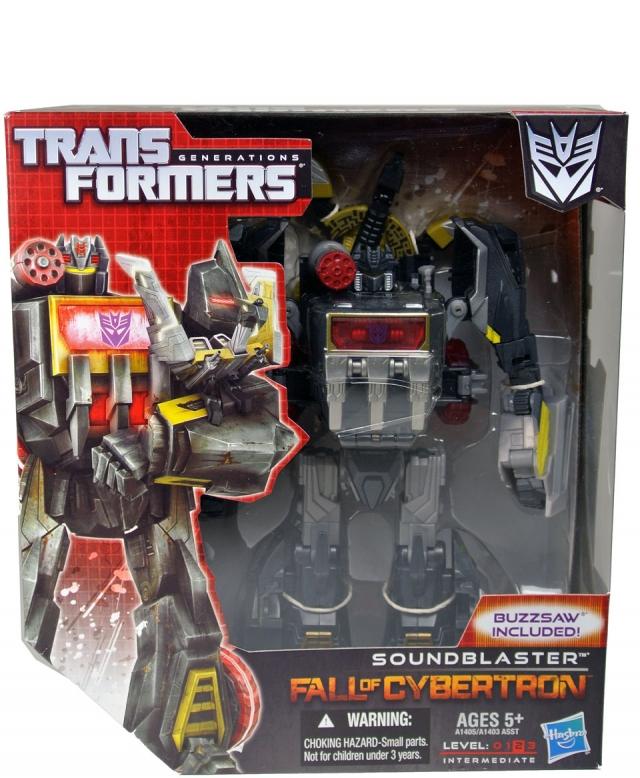 Transformers Generations 2013 - Soundblaster