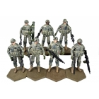 Hiya Toys - OurWar - 101st Air Assault - Factory Sealed Case of 7