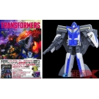 Transformers Generations - 2014 Million Publishing Exclusive - Trainbot Targetmaster Shouki & Book