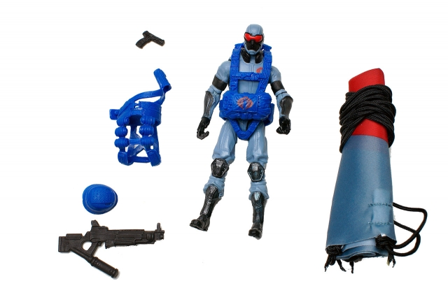 GIJoe - Retaliation - Cobra Trooper - Loose 100% Complete