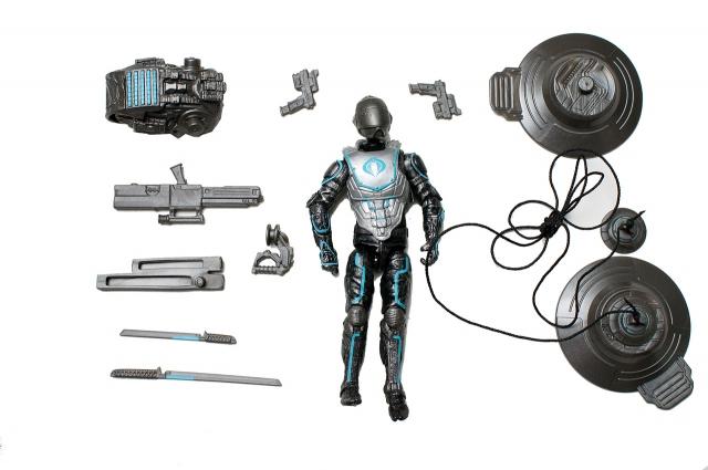 GIJoe - Retaliation - Cyber Ninja - Loose 100% Complete
