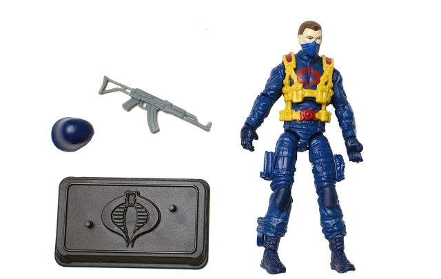 GIJoe - Specialty Action Figure - Cobra Trooper - Loose 100% Complete