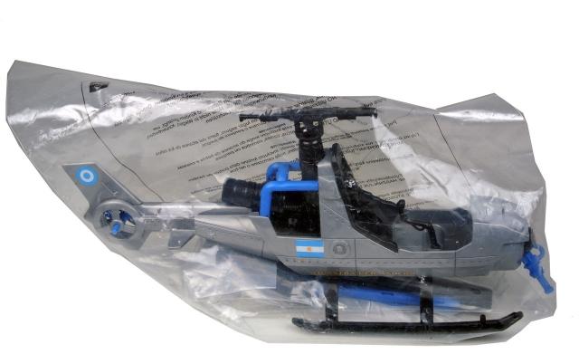 GIJoe - JoeCon 2009 - Comandos Helicopter - MISB