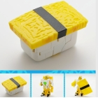 Transforming Sushi - Osushi Sentai Sharida - Series 01 - S-03 Tamago
