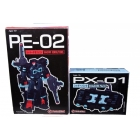 PE-02 Perfect Effect - Shadow Demolitions & Shadow Pack Set of 2 - MIB