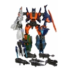 Transformers 2013 - Generations Series 02 - Ruination Bruticus - Loose 100% Complete
