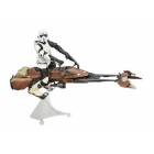 Star Wars Black Deluxe Series 1 - 6'' - Speeder Bike