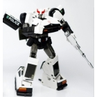 Fan Style Hand Upgrade Kit - White Version for MP-17