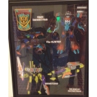 Botcon 2014 - Pirates vs. Knights - the Hunter Shokaract & Brimstone - Souvenir Set
