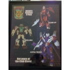 Botcon 2014 - Pirates vs. Knights - Alpha Trizer Apelinque & Flare Up
