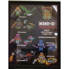 Botcon 2014 - KRE-O - KREON Micro-Changer  - 6-pack