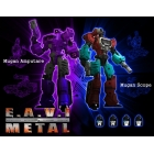 KFC - EAVI Metal - Mugan Scope & Mugan Amputare Set