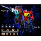 KFC - EAVI Metal - Mugan Scope & Mugan Ghetto Blast Set