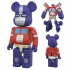 Bearbrick - Transformers Figure - Optimus Prime - MISB