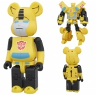 Bearbrick - Transformers Figure - Bumblebee
