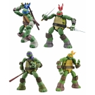 Teenage Mutant Ninja Turtles - TMNT - Revoltech Set of 4