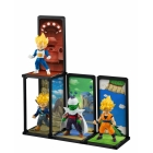 Bandai Tamashii Buddies - DragonballZ Series 1 - Set of 4