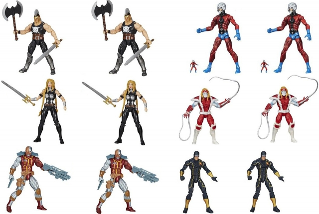 Marvel - Infinite Series - 3 3/4 inch - Case of 12